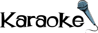 Karaoke-Banner